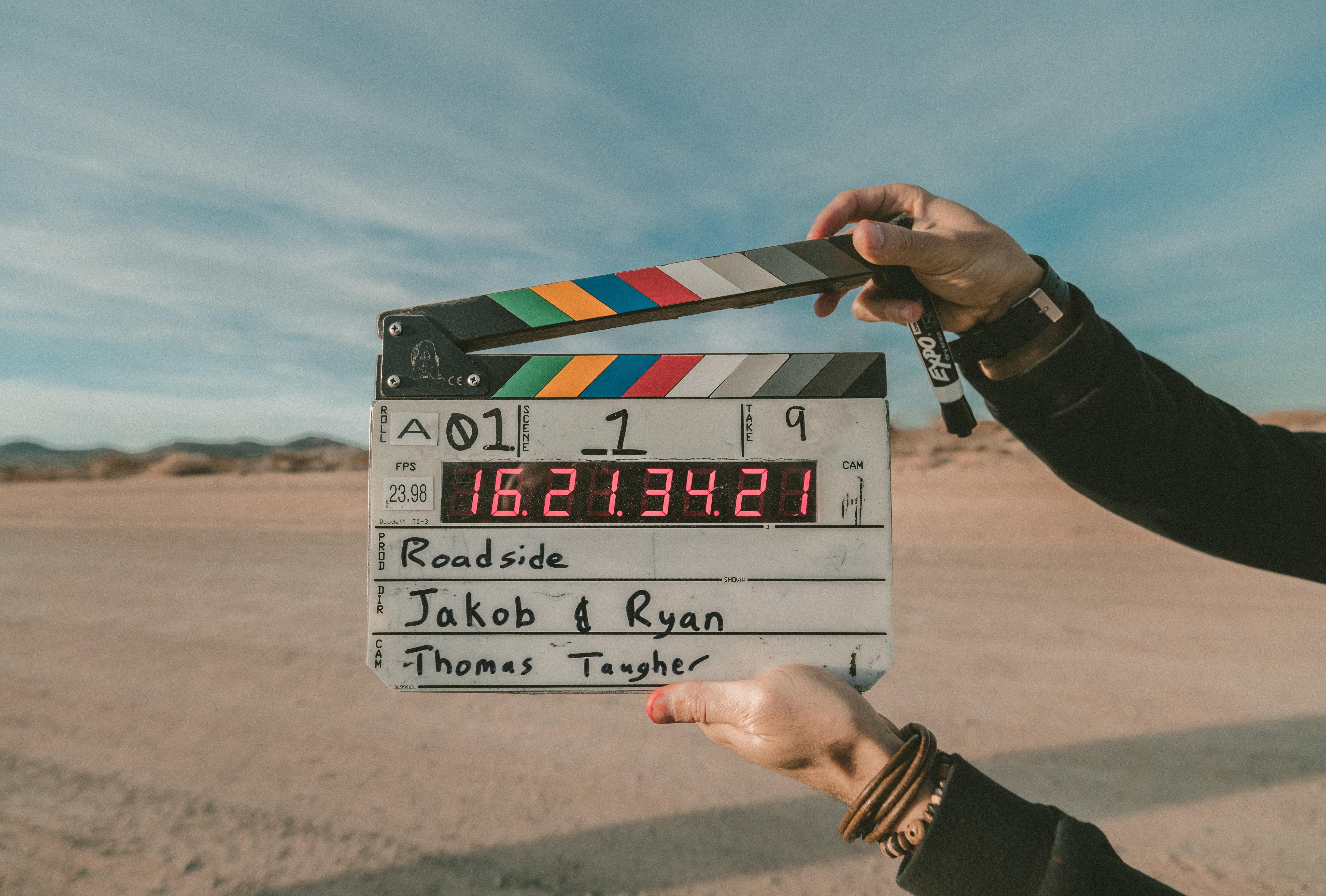 Ik maakte een film!