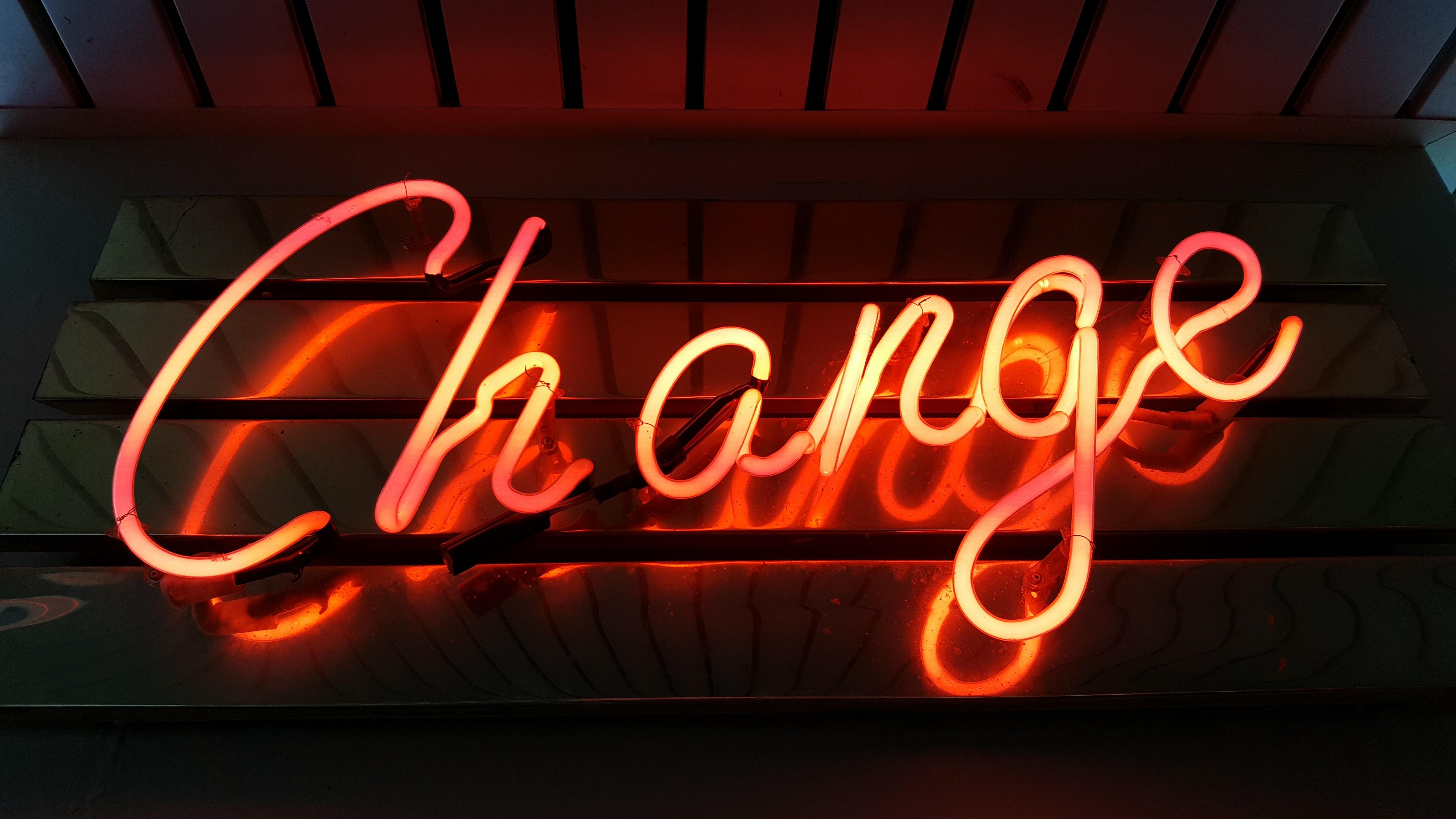 Marketeers creëren verandering.